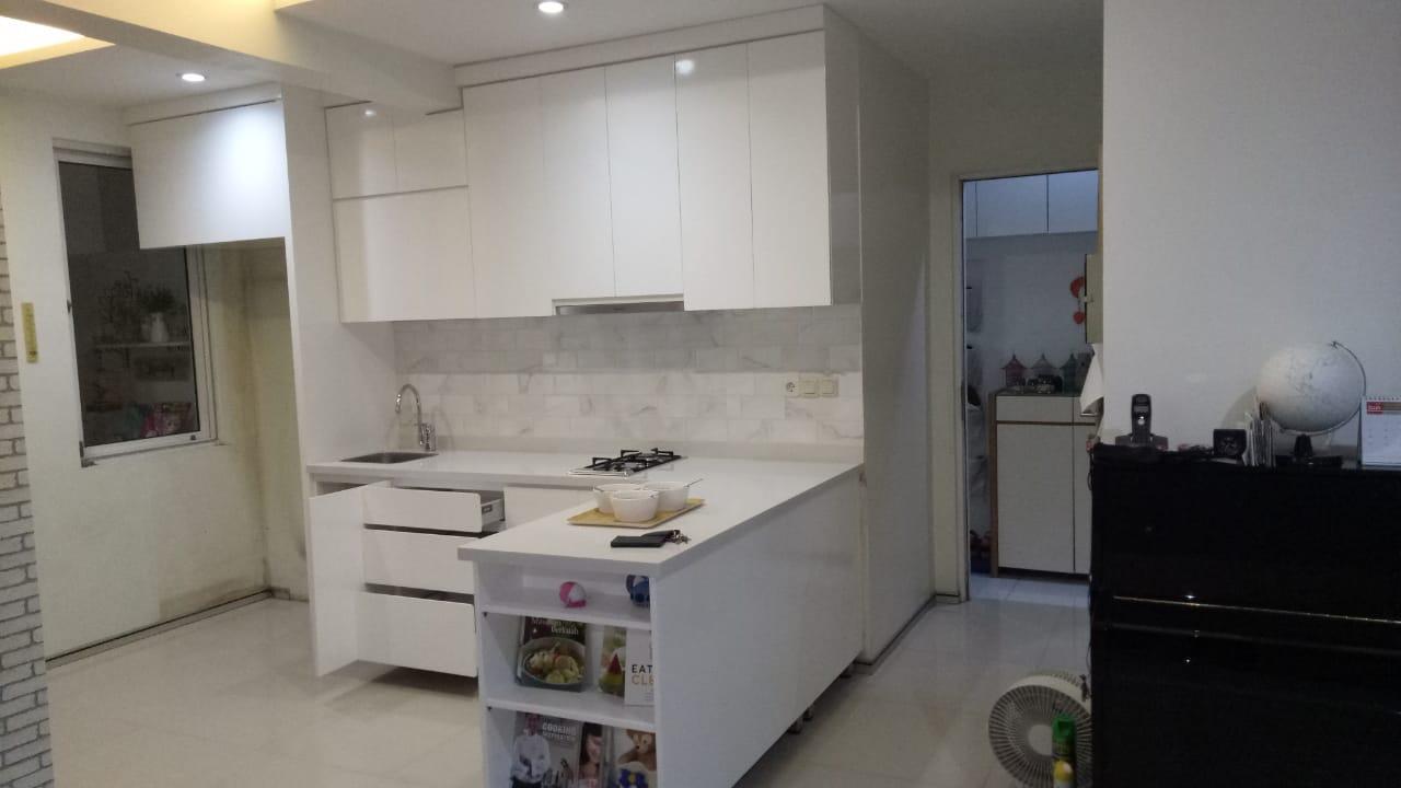 Kitchen Set Minimalis di Bekasi