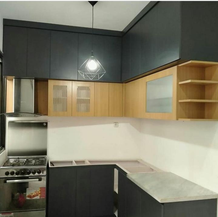 Bikin Kitchen Set Cibubur
