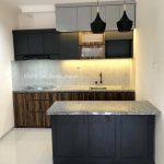 dapur cantik kitchen set minimalis